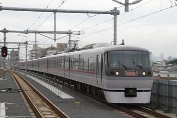 2011年8月20日 9時10分頃、石神井公園、10012Fの「走る電車教室号」。