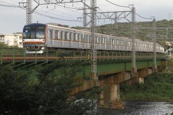 2011年9月11日 17時3分ころ、仏子~元加治、メトロ10012Fの快速 池袋ゆき。