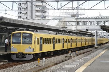 2011年9月17日、西所沢、1311Fの6139レ。