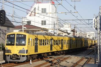 2011年9月29日、東長崎、1309Fの5207レ。