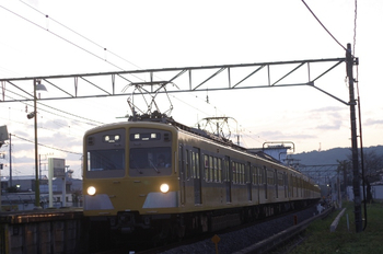 2011年9月29日、元加治、271F+1303Fの5101レ。