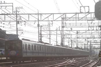2011年11月1日、西所沢、HM付き20106Fの1104レ。