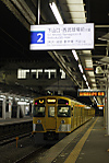 2011年11月4日、西所沢、2087Fの6193レ。
