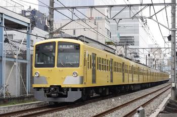 2011年11月18日、高田馬場~下落合、1311Fの5269レ。