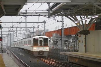 2011年11月19日、石神井公園、4017F+4007Fの1001レ。