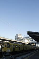 2011年12月4日、西所沢、2501Fの6149レ。