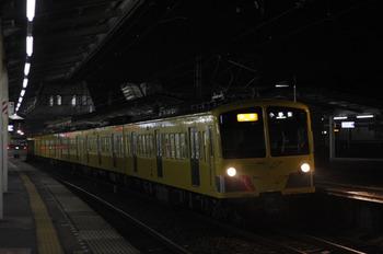 2011年12月8日 19時50分頃、西所沢、285F+1303Fの2261レ。