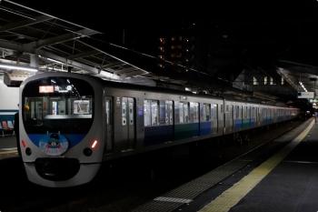 2020年11月3日。西所沢。38109Fの2166レ。