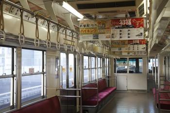 2012年1月3日、京成千葉、新京成8511の車内。
