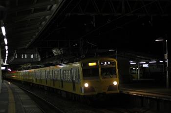 2012年1月5日、西所沢、271F+1309Fの2261レ。
