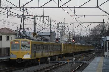 2012年1月28日、仏子、271F+1309Fの2170レ。