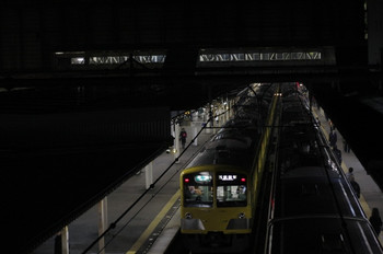 2012年2月14日、所沢、1303F+295Fの4644レ。