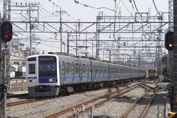 2012年3月20日、西所沢、6115Fの各停 飯能ゆき(35S運用)。