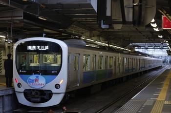 2012年3月21日、所沢、38111Fの5603レ。