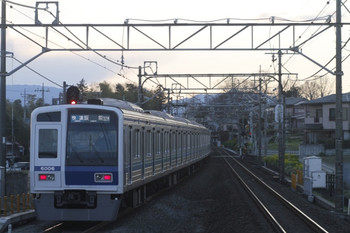 2012年3月25日、元加治、6106Fの3623レ(32M運用)。