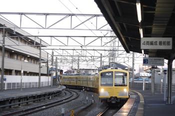 2012年3月26日、西所沢、285F+281Fの6102レ。