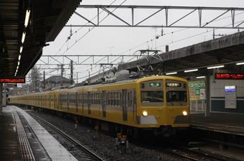 2012年4月3日、西所沢、271F+1309Fの4373レ。