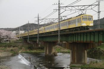 2012年4月10日、仏子~元加治、271F+1309Fの4130レ。