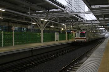 2012年4月14日 6時21分頃、石神井公園、メトロ 7029Fの下り回送列車(17S運用)。