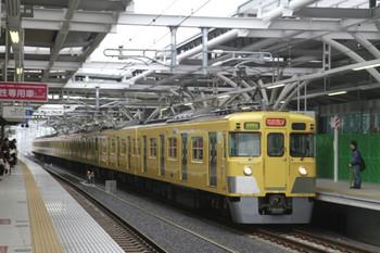 2012年4月26日、石神井公園、2419F+2063Fの4801レ。