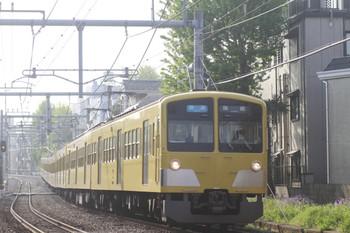 2012年4月29日、池袋~椎名町、1309Fの3101レ。