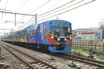 2012年5月6日、池袋~椎名町、3011Fの5433レ。