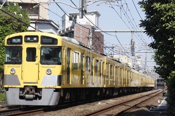 2012年5月11日、池袋~椎名町、2503F+2501Fの5803レ。