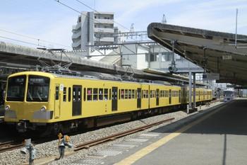 2012年5月13日、西所沢、285F+281Fの6137レ。