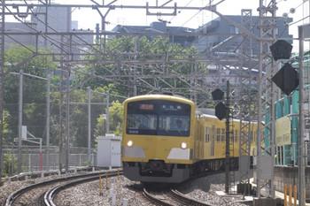 2012年5月19日、高田馬場~下落合、3009Fの2629レ。