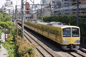 2012年5月23日、高田馬場~下落合、1303Fの5269レ。