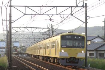 2012年5月27日、元加治~飯能、3003Fの5101レ。