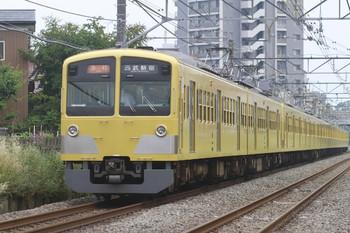 2012年6月2日、東村山~所沢、295F+1303Fの2664レ。<br />