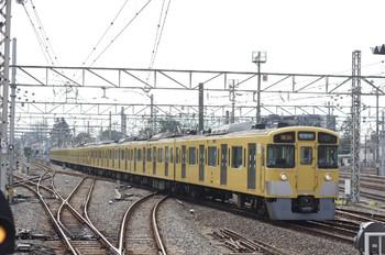 2012年6月27日、上石神井、2519F+2403F+2525Fの2307レ。