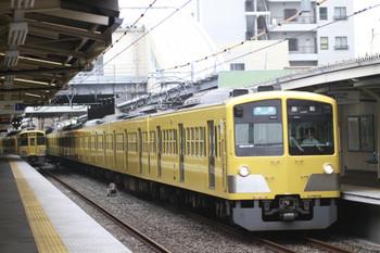 2012年7月7日、椎名町、1303Fの3105レ。