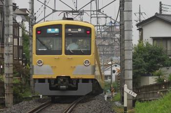 2012年7月1日17時29分頃、西所沢~下山口、1303Fの7066レ。