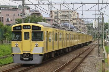 2012年7月15日、秋津、2503F+2501Fの5217レ。