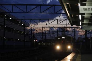 2012年7月17日、西所沢、6204レの2503F。