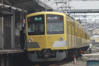 2012年7月22日、西所沢、4224レの1309F。