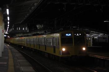 2012年8月20日、西所沢、271F+1309Fの3209レ。