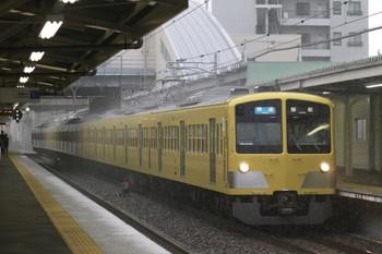2012年9月8日、椎名町、1309Fの3105レ。