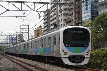 2012年9月5日、高田馬場~下落合、38111Fの5134レ。