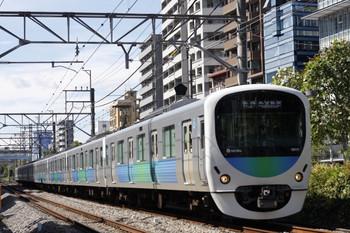 2012年9月24日、高田馬場~下落合、38111Fの5134レ。