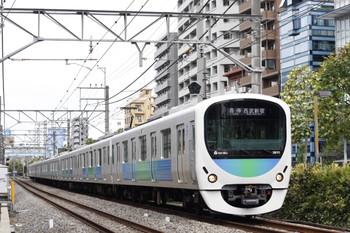 2012年9月28日、高田馬場~下落合、38111Fの5134レ。
