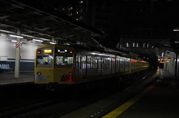 2012年10月18日、西所沢、271F+1309Fの2172レ。