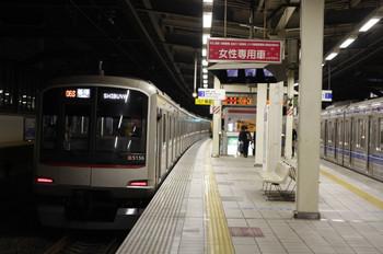 2012年11月7日、中村橋、東急5156Fの6714レ(06S運用)。<br />