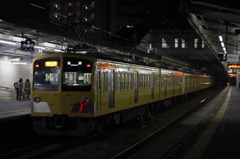 2012年11月13日、西所沢、295F+1303Fの2172レ。