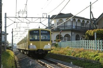 2012年11月24日、西所沢~下山口、281F+285Fの6154レ。