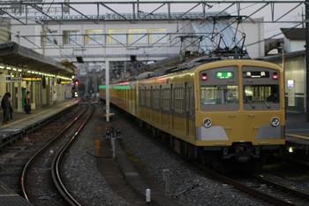 2012年11月24日、西所沢、271F+1309Fの4356レ。