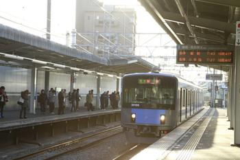 2012年12月2日、西所沢、4105レ改め4111レの20106F。