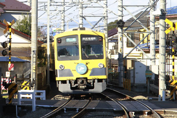 2012年12月9日 8時51分ころ、西所沢、1309Fの臨時快速 西武球場前ゆき。